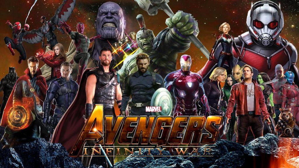 Avengers:Infinity War Son Fragman Yayında