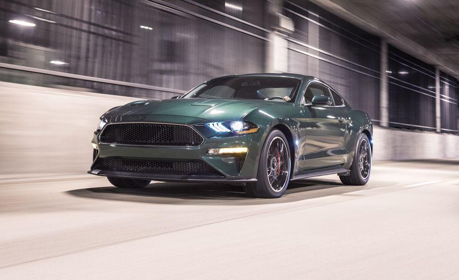 Ford Mustang Bullitt Avrupa'ya Geliyor